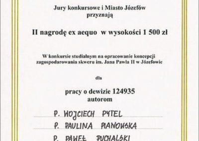Józefów-nagroda-e1509732831287